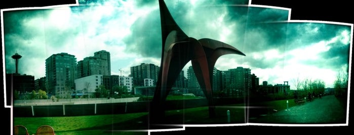 Olympic Sculpture Park is one of Seattle's Best Great Outdoors - 2012.
