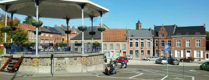 Taverne De L'hotel De Ville is one of Anthony : понравившиеся места.