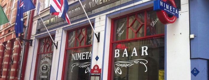 Nimeta Bar is one of Filip 님이 좋아한 장소.