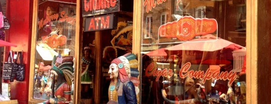 Mulberry Street Cigar Company is one of New York.