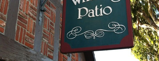 Wilma's Patio Restaurant is one of California OC.
