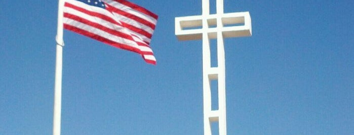 Mt Soledad Veterans Memorial is one of 25 Must See in America's Finest City.