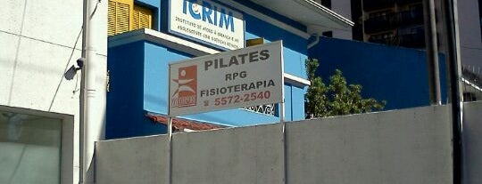 Pro Corpore Fisioterapia is one of Orte, die Adriana gefallen.