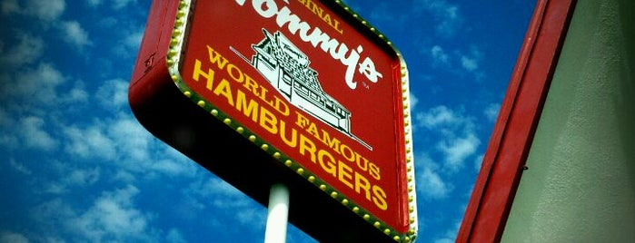 Original Tommy's Hamburgers is one of Trip west.