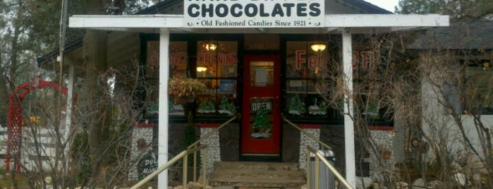 Wisteria Candy Cottage is one of Favorite Haunts Insane Diego.