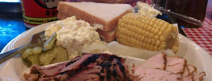 Smokey Mo's BBQ is one of BBQ Favorites.