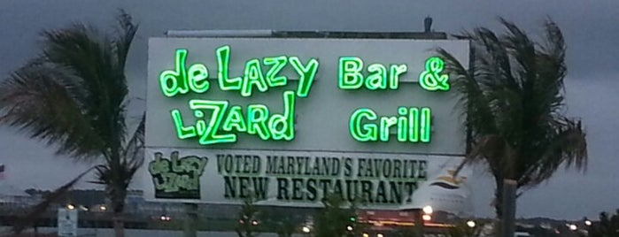 De Lazy Lizard Bar & Grill is one of Bars I frequent.