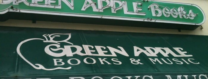 Green Apple Books is one of San Francisco Shopping & Snacking!.