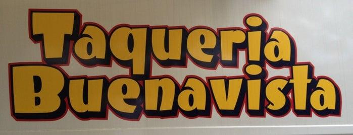 Taqueria Buenavista is one of Milwaukee Eats.