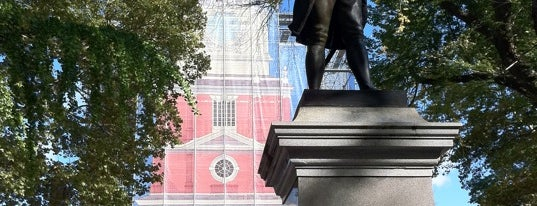 Independence Hall is one of Badge of Brotherly Love #visitUS.