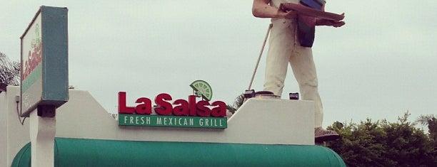La Salsa is one of Malibu.