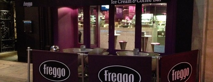 Freggo is one of London's best ice cream.