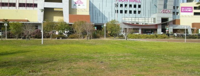 AEON Mall is one of Fukuoka.