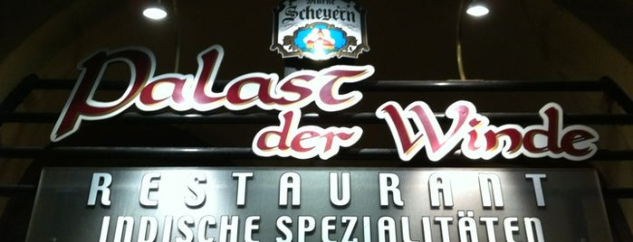 Palast der Winde is one of MUNICH SEE&DO&EAT.
