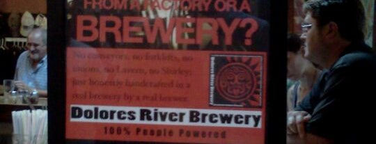 Dolores River Brewery is one of Colorado Breweries.