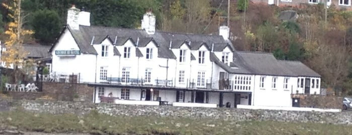 George III Hotel is one of Places To Eat close to Trawsfynydd Holiday Village.