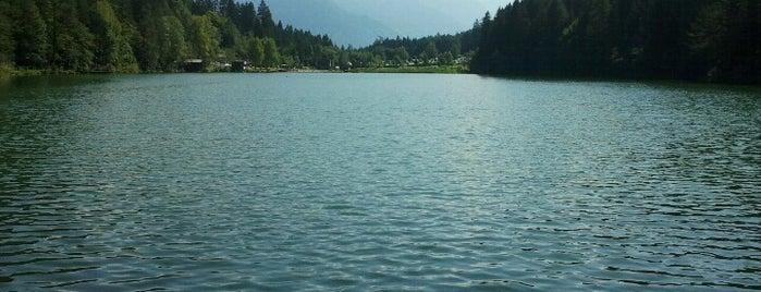 Tristacher See is one of Oostenrijk 🇦🇹.