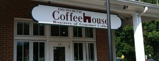 Dilworth Coffee House is one of Gespeicherte Orte von Chuck.