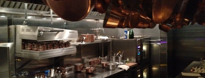Chef's Table At Brooklyn Fare is one of 3* Star* Restaurants*.