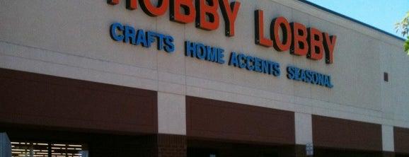 Hobby Lobby is one of Lisa'nın Beğendiği Mekanlar.
