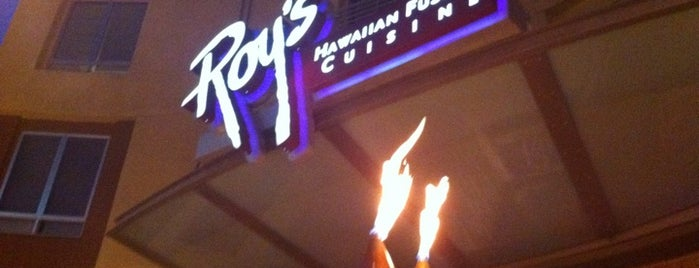 Roy's is one of Around the World - Noms.