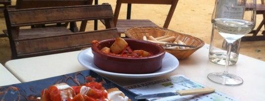 La Huerta Mediterránea is one of Las mejores tapas de Sevilla.