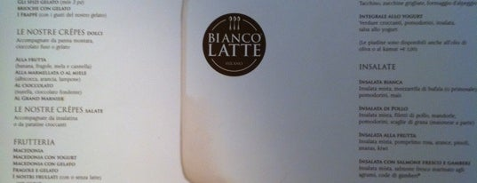 Bianco Latte is one of Eat.