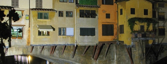 Ponte Vecchio is one of Good Time.
