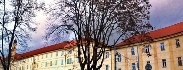 Albertov is one of Navštiv 200 nejlepších míst v Praze.
