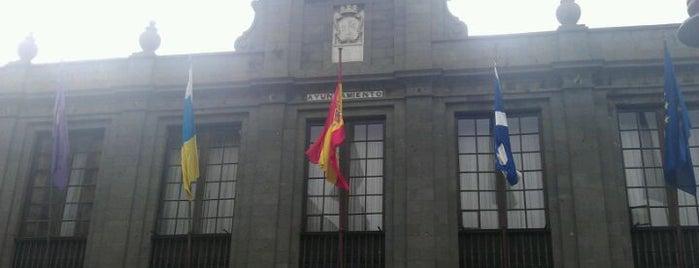 Ayuntamiento de La Laguna is one of Islas Canarias: Tenerife.