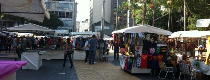 Feira de Artesanato is one of Lugares legais em São Paulo.