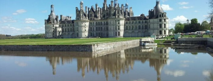 Castillo de Chambord is one of wonders of the world.