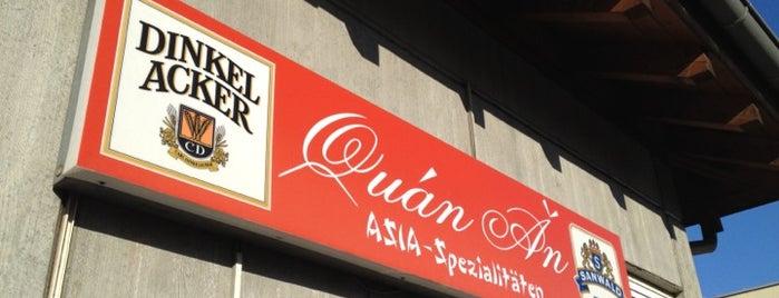 Quan An is one of Restaurants.