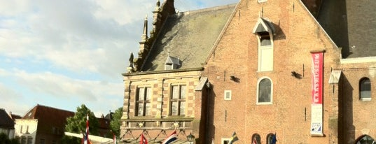 Het Hollands Kaasmuseum is one of Museums that accept museum card.