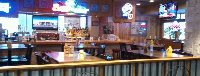 Cousin's Bar-B-Q is one of Aletha's Liked Places.