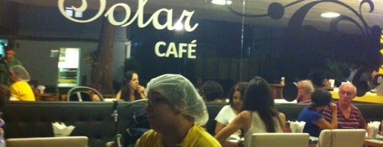 Solar Café is one of lugares a ir.