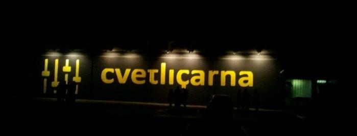 Cvetličarna is one of Favorite Nightlife Spots.