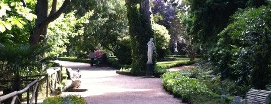 Parque Lota is one of Locais curtidos por Oliver.