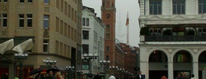 Mönckebergstraße is one of StorefrontSticker #4sqCities: Hamburg.