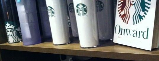 Starbucks is one of Venues with free Wi-Fi in NYC.