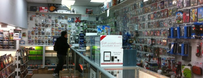 Game Centre is one of Shopping.