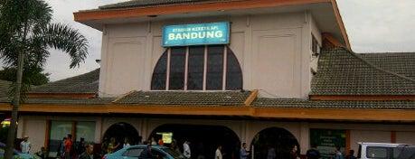 Stasiun Bandung is one of Bandung Tourism: Parijs Van Java.