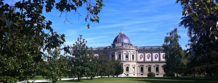 Musée de l'Ariana is one of Your local guide to Geneva.
