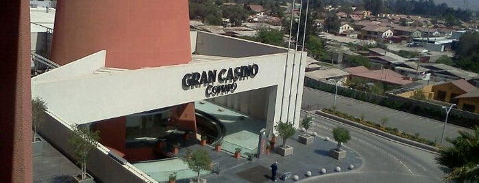 Hotel Casino Antay is one of Locais curtidos por Nicolas.