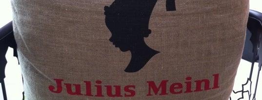 Julius Meinl Kaffeehaus is one of Coffee Shop.