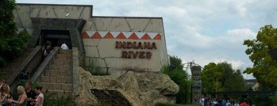 Indiana River is one of Lugares favoritos de Nathalie.