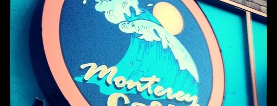 Monterey Cafe is one of Tony's Liked Places.