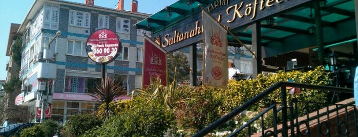 Tarihi Sultanahmet Köftecisi is one of Discover Kadıköy.