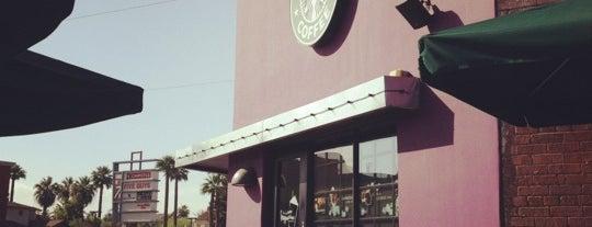 Starbucks is one of Posti che sono piaciuti a Mario Trejo.