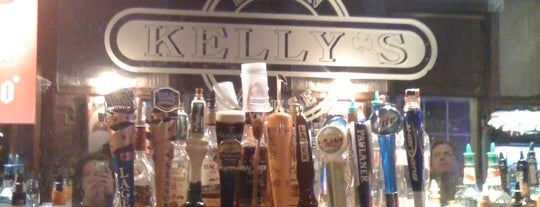 Kelly's Logan House is one of Esquire's Best Bars (A-M).